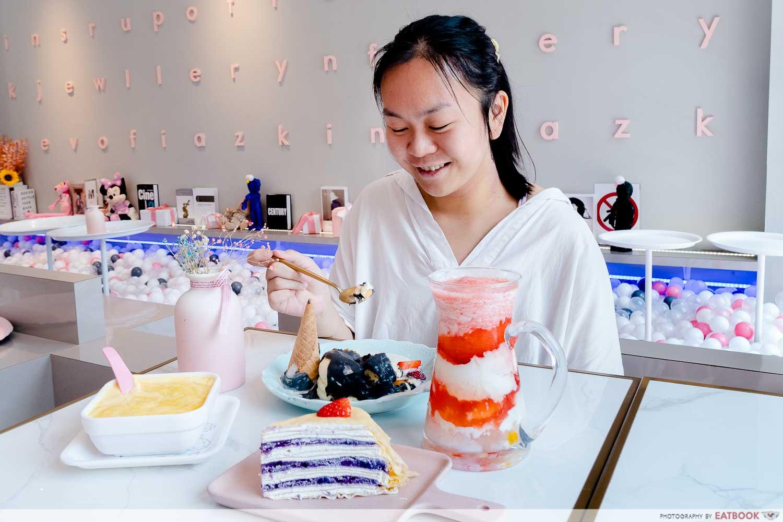 smile dessert - verdict