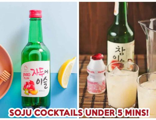soju cocktail recipes