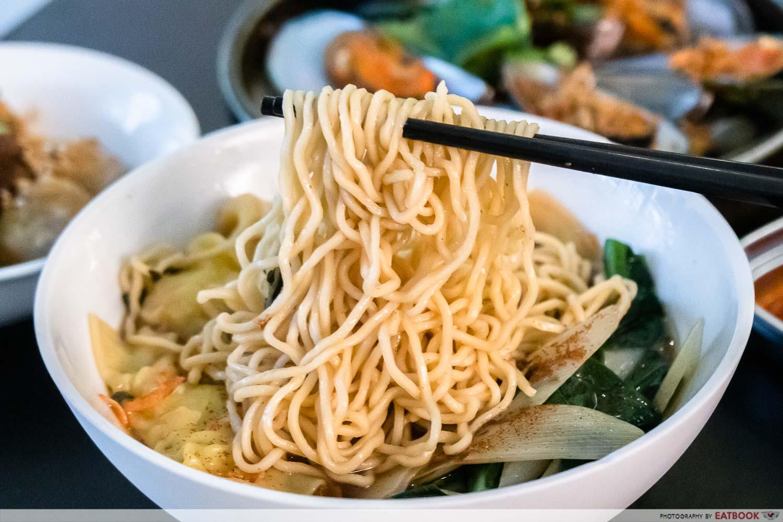 wanton seng's eating house - noodles