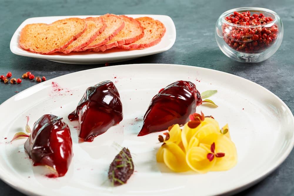 zafferano foie gras 1 for 1