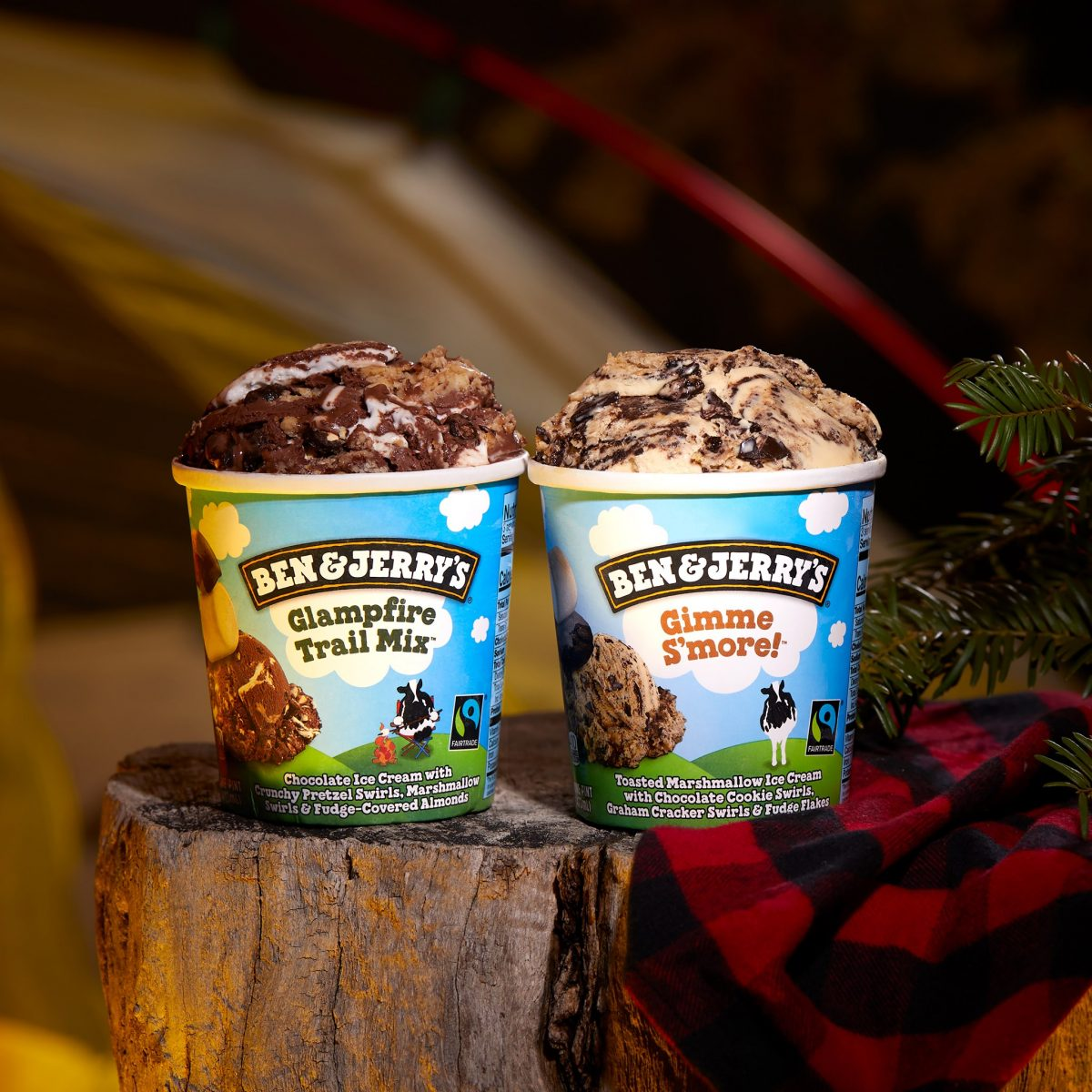 BEN AND JERRY'S PINT NEW