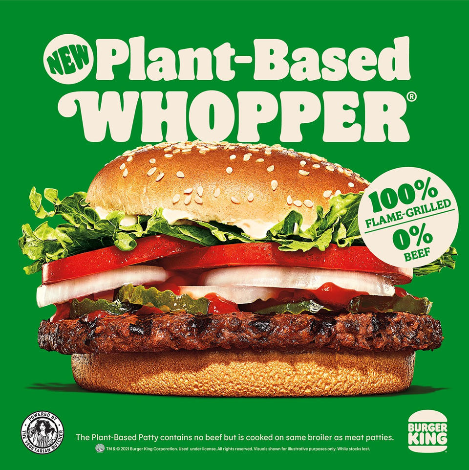 BK PLANT-BASED WHOPPER