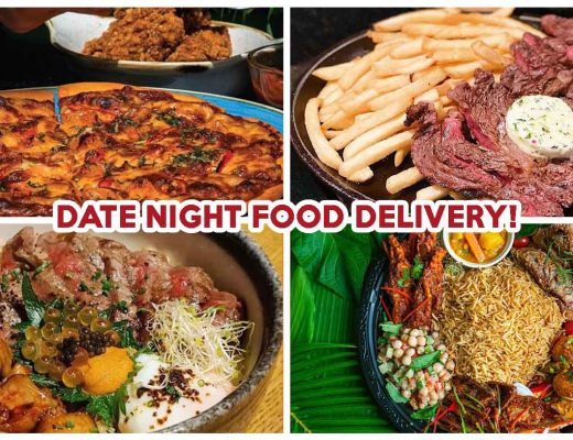 CHOPE DATE NIGHT FOOD DELIVERY