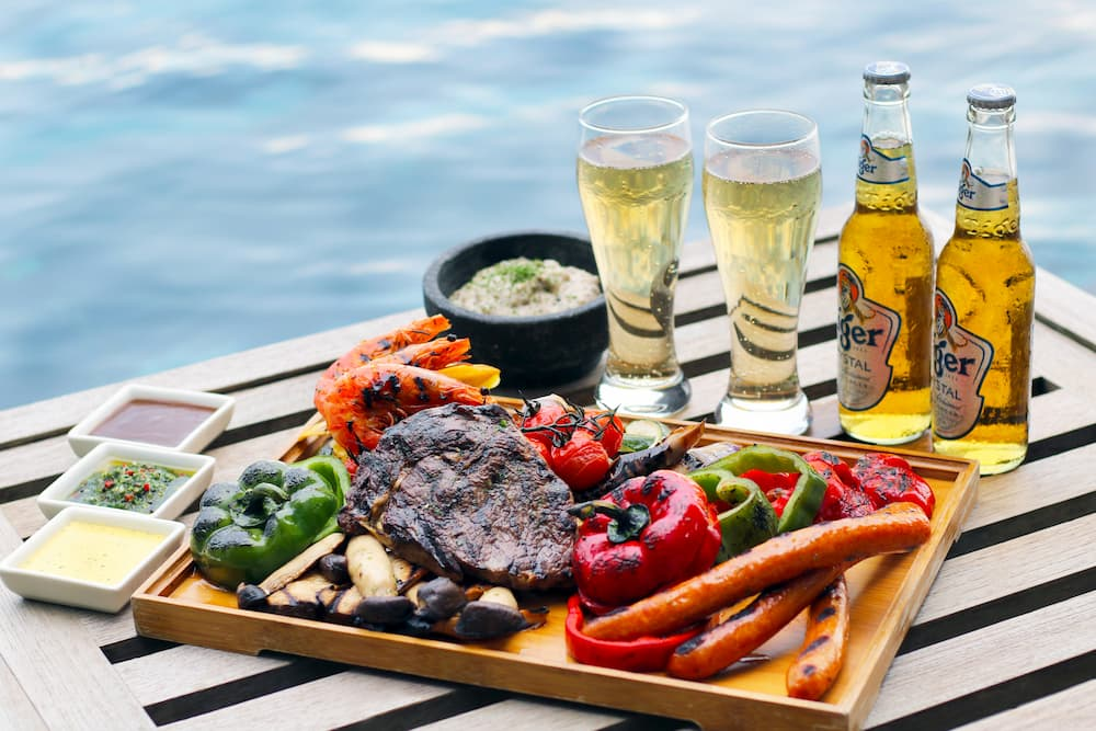 DAD's Grilled Platter- father's day delivery