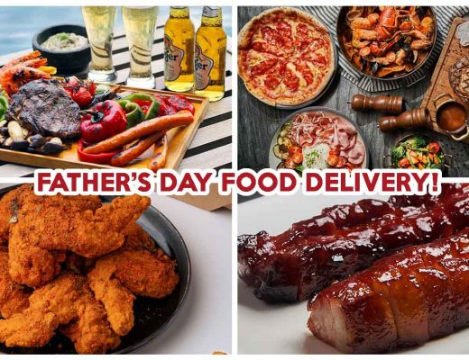 FATHER'S DAY FOOD DELIVERY
