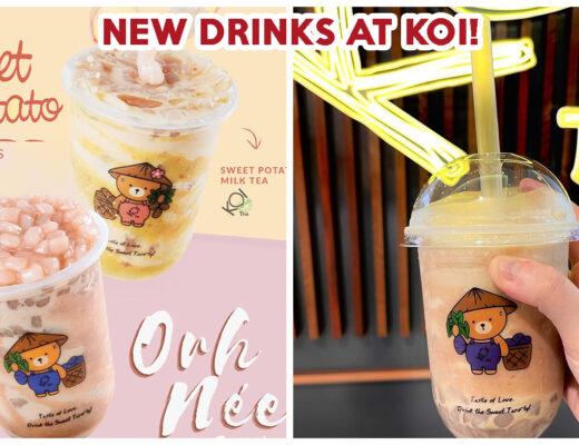 koi orh nee sweet potato bubble tea