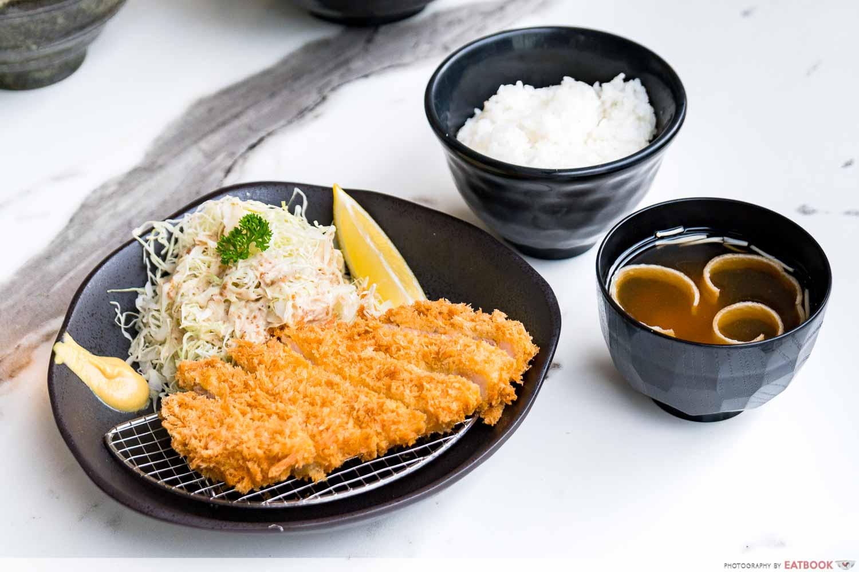 Maruhachi Donburi & Curry - prok katsu intro