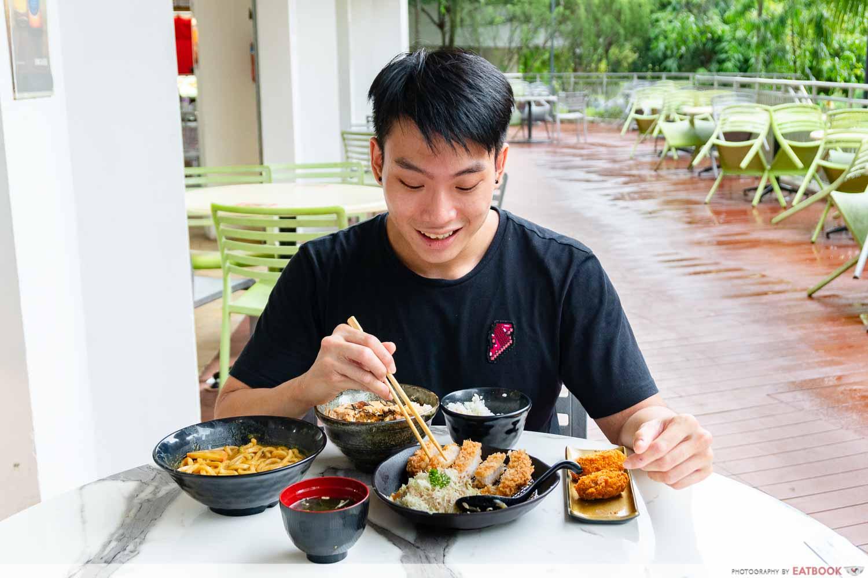 Maruhachi Donburi & Curry - verdict
