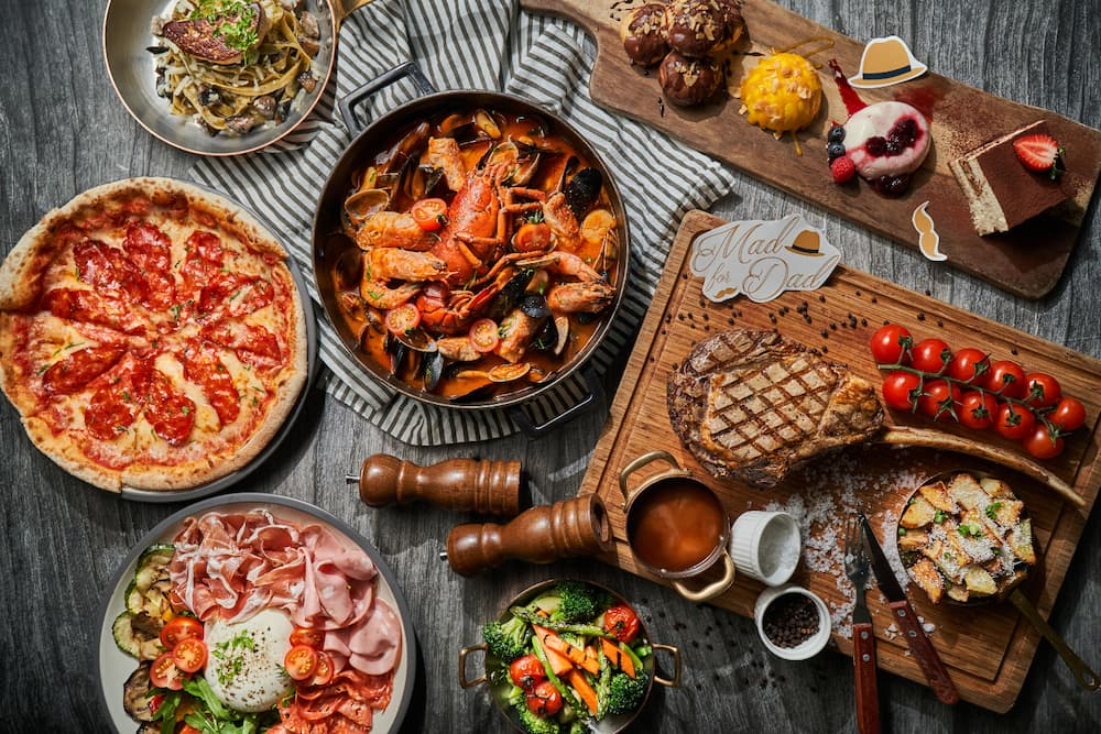 father's day feast 2021