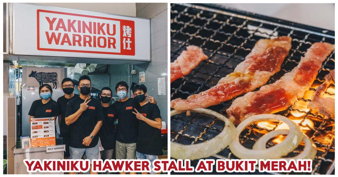 Yakiniku Warrior - feature image