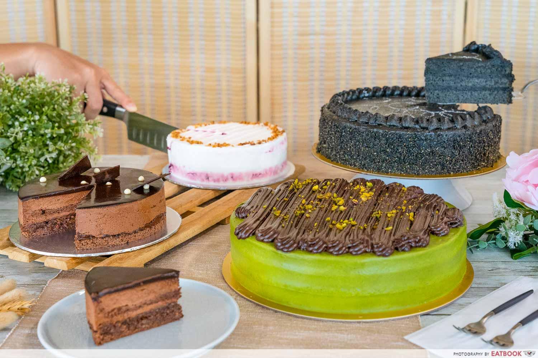 birthday cakes in singapore - Whyzee
