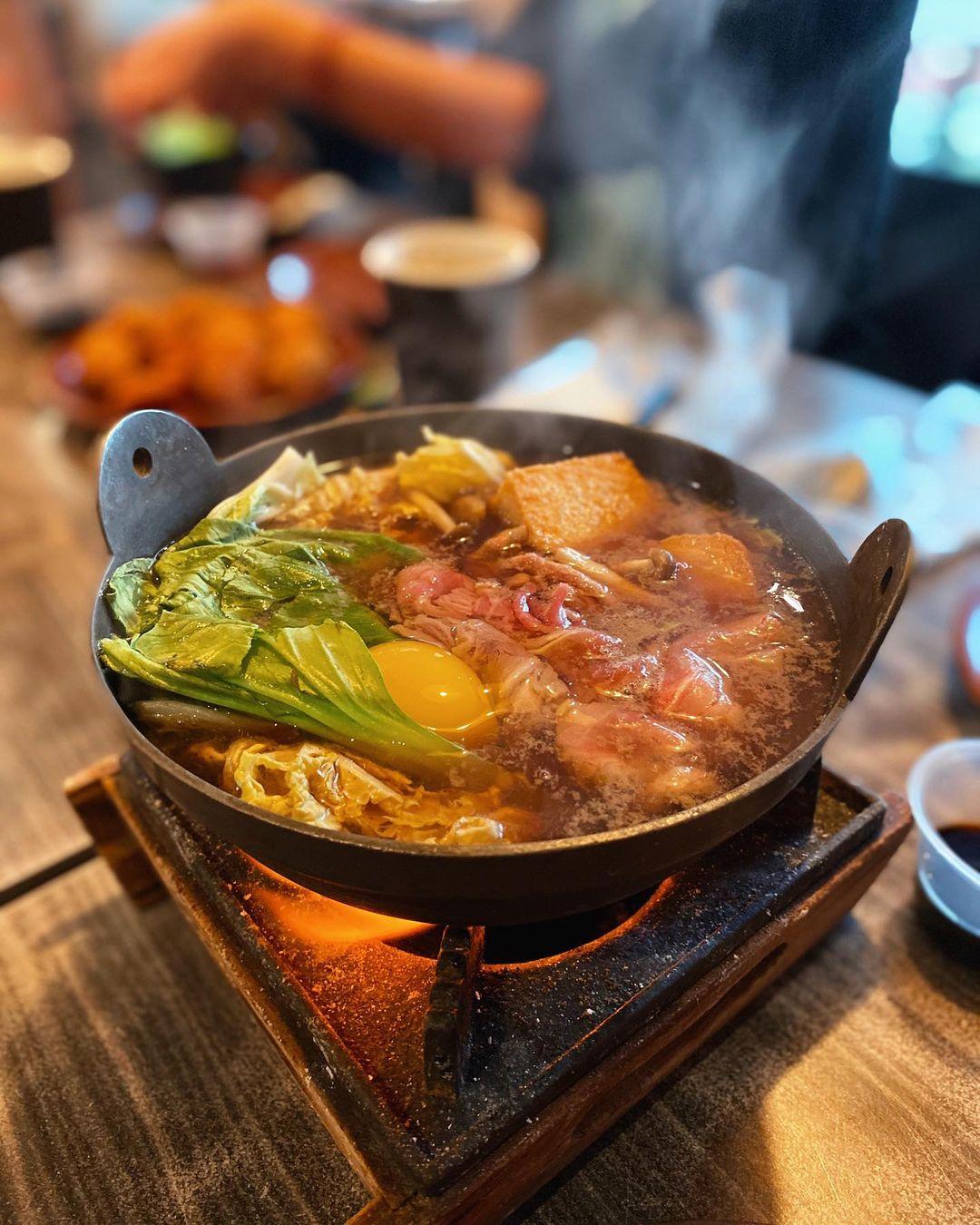 kiseki japanese buffet restaurant - sukiyaki