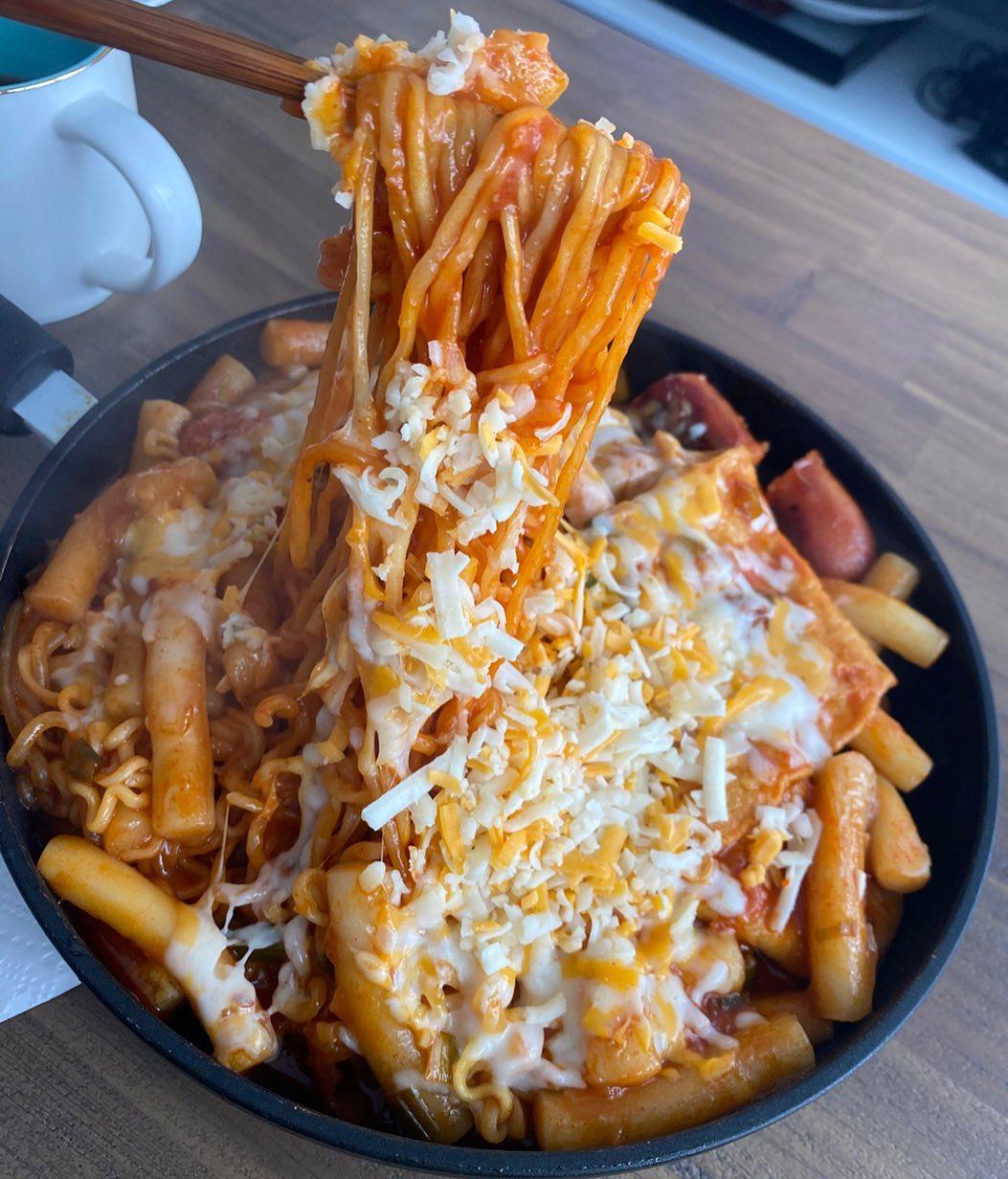 korean celebrity recipes - got7 mark meal