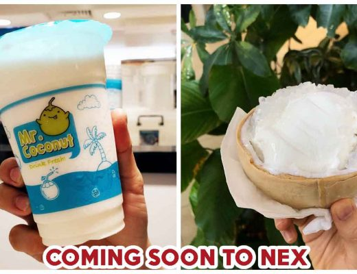 mr coconut nex
