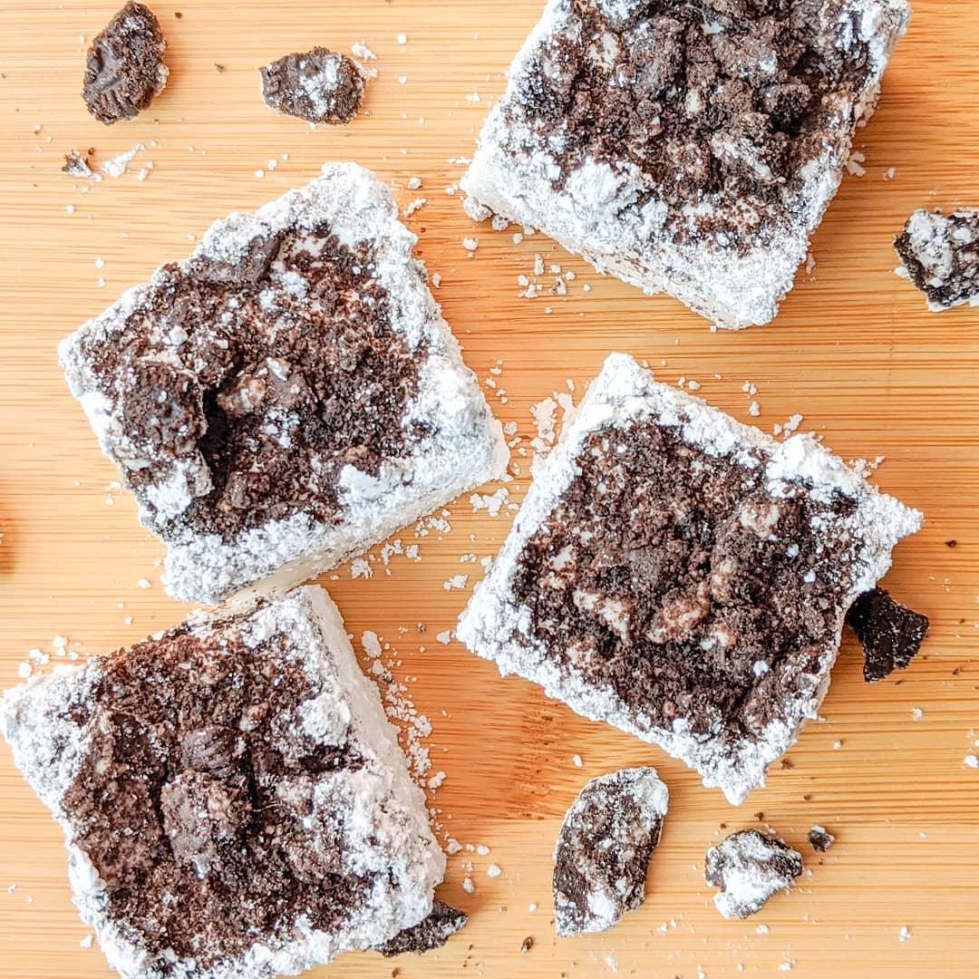 no bake marshmallow bars recipes
