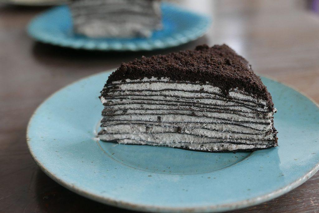 oreo crepe cake recipe