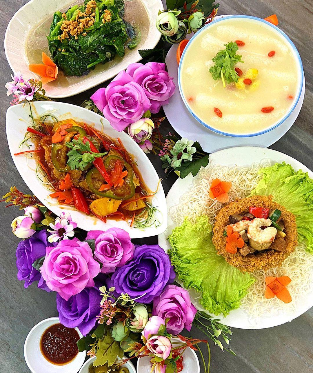 vegetarian food delivery - lin lin veg delight