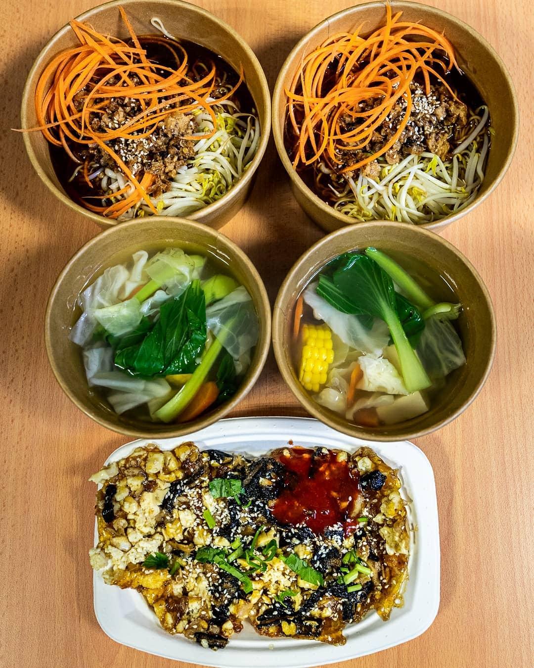 vegetarian food delivery - vege pot