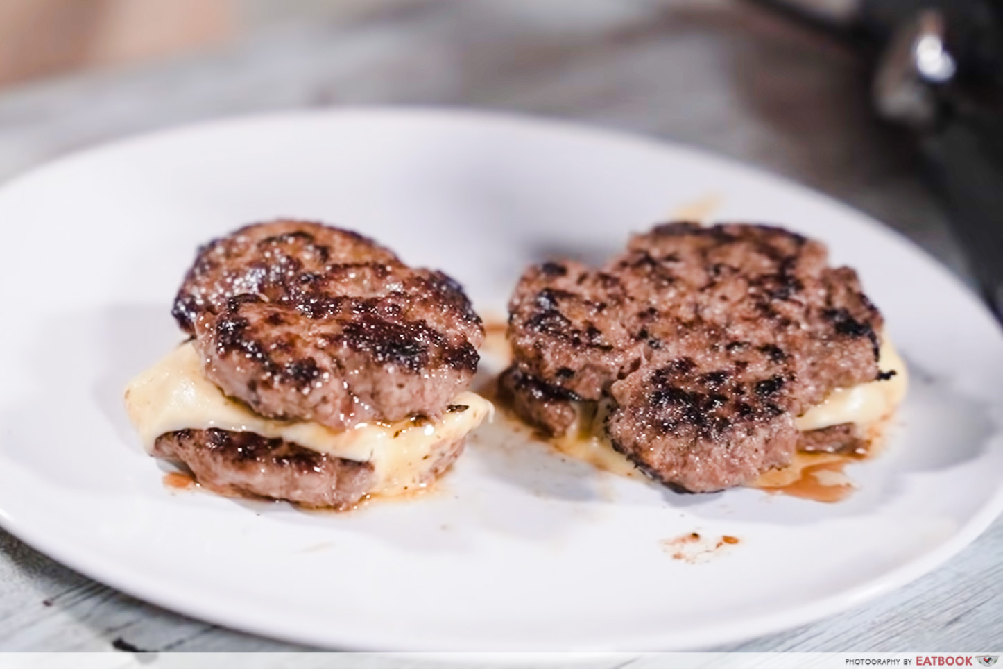 3-Course Indomie Meal - patty with cheese