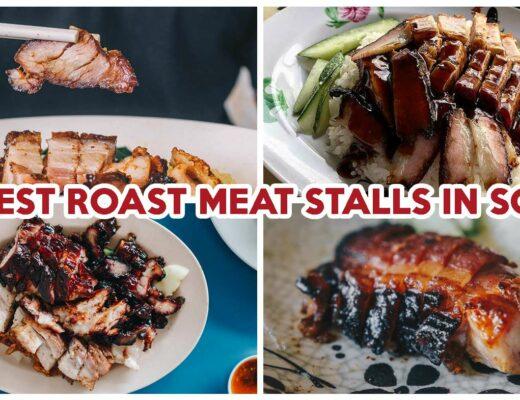 Best Roast meat in SG