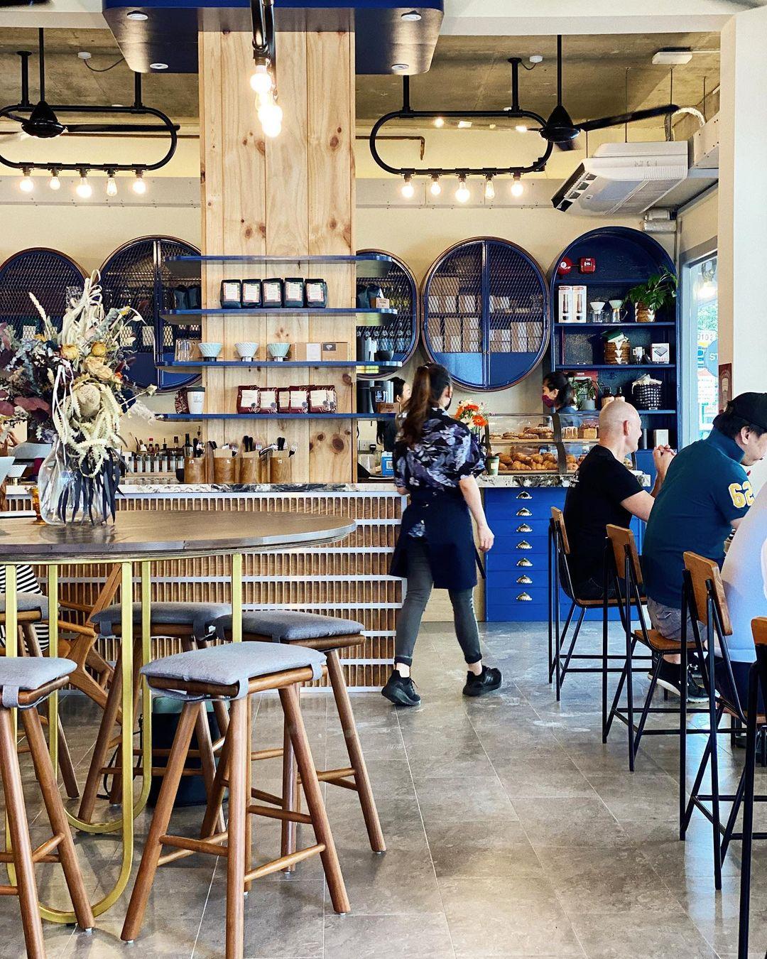 CMCR joo chiat - retail and interior