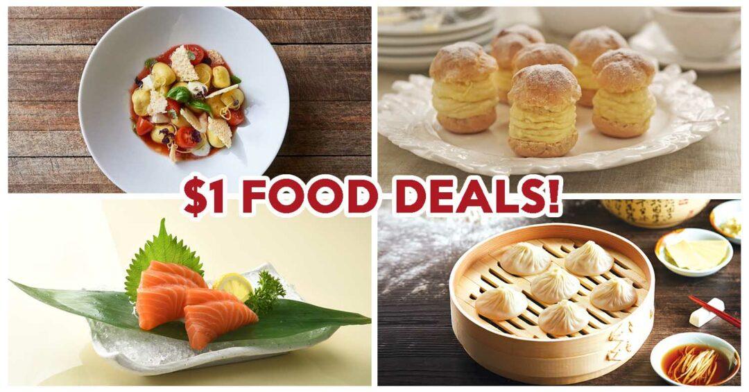 Citi gourmet pleasures $1 Food Deals - cover edited