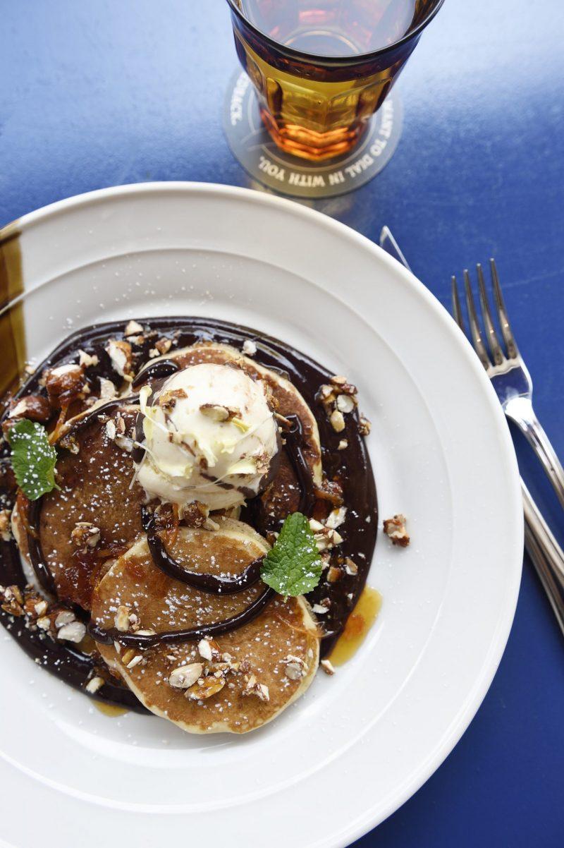 CMCR - sweet sourdough pancakes