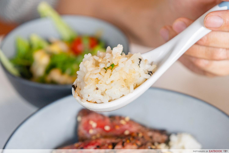 Donburi No Tatsujin - alchemy fibre rice
