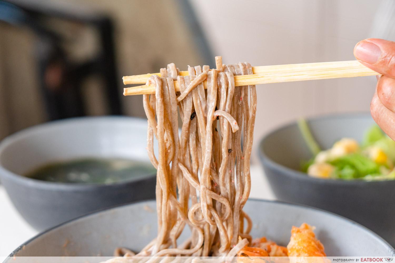 Donburi No Tatsujin - soba noodles