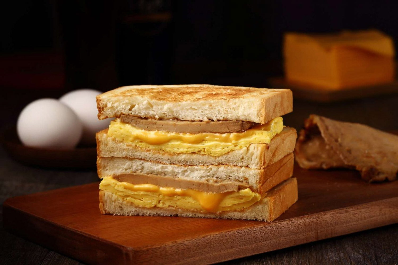 Fong Sheng Hao Westgate - Pork Egg and Cheese Sandwich