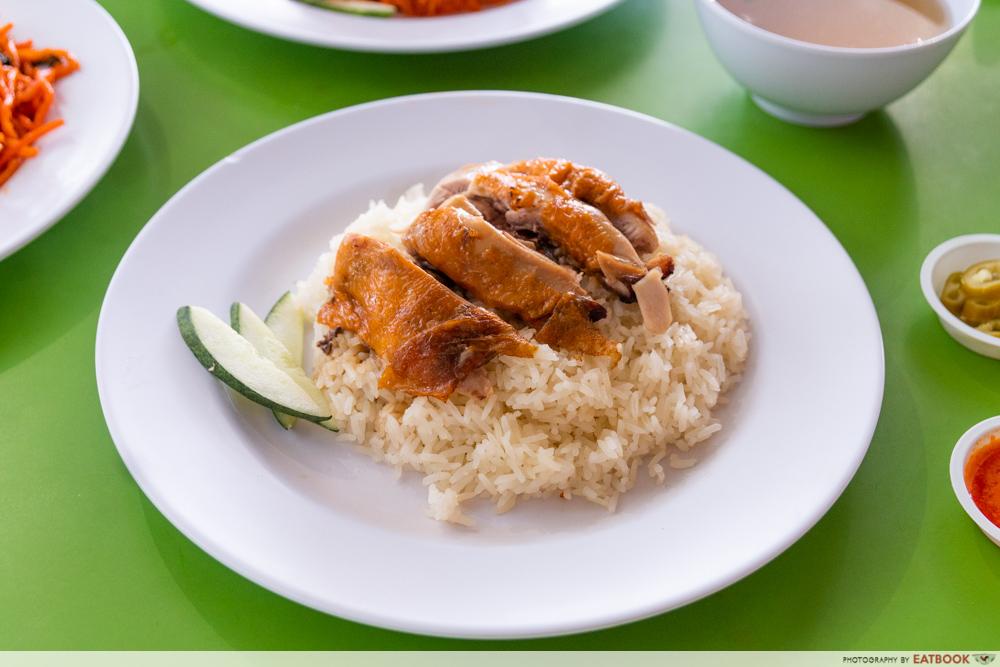 Jefri The Original Botak Chicken Rice - nasi ayam