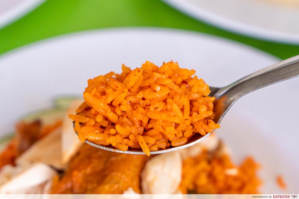 Jefri The Original Botak Chicken Rice - nasi goreng ayam rice