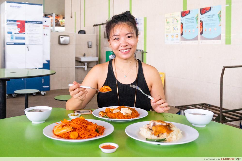 Jefri The Original Botak Chicken Rice - verdict