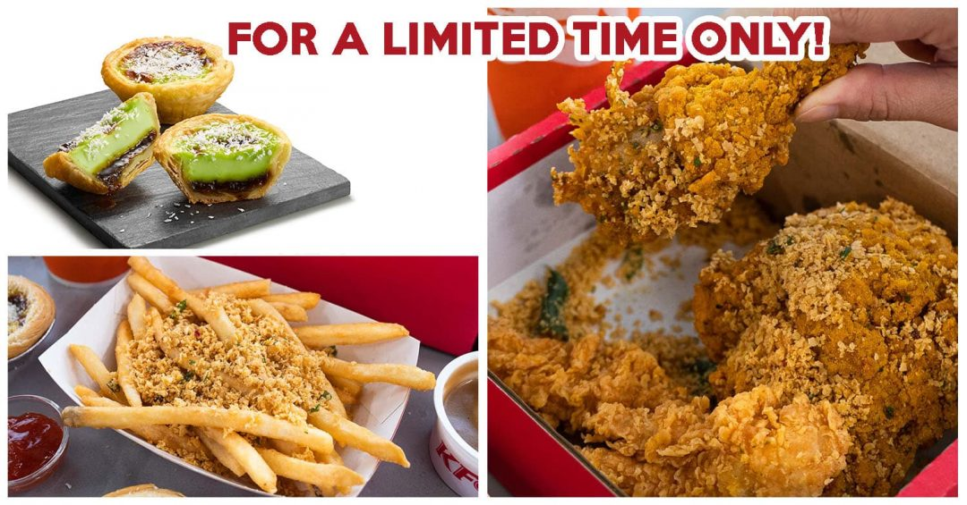 KFC Cereal Chicken - Feature Image