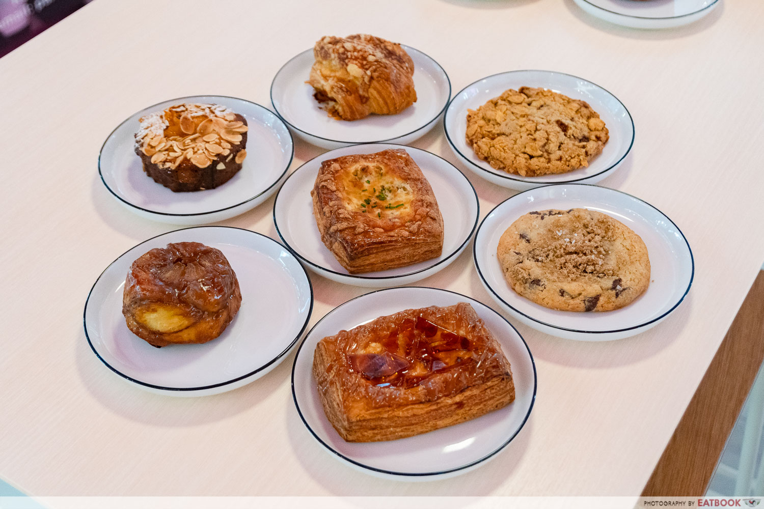 Mr Holmes Bakehouse - assorted