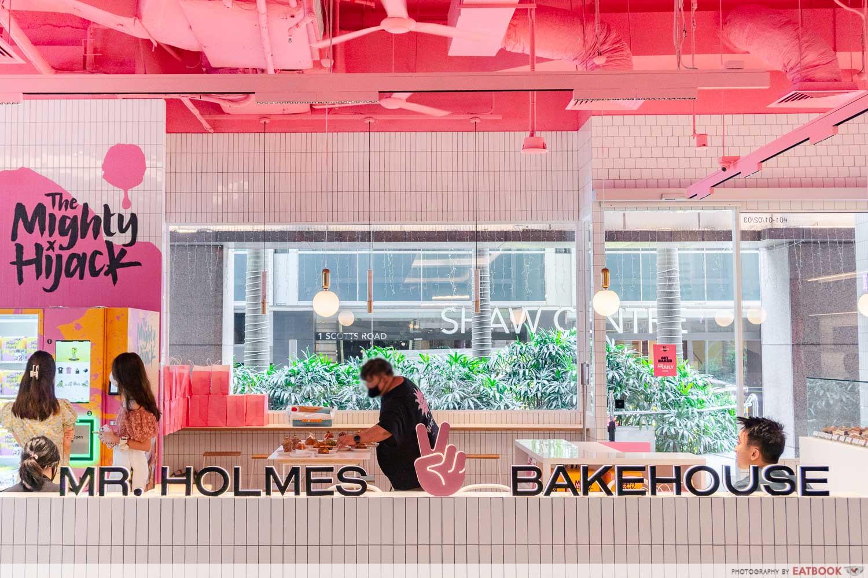 Mr Holmes Bakehouse - storefront
