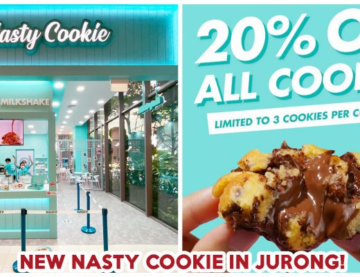 NASTY COOKIE JURONG