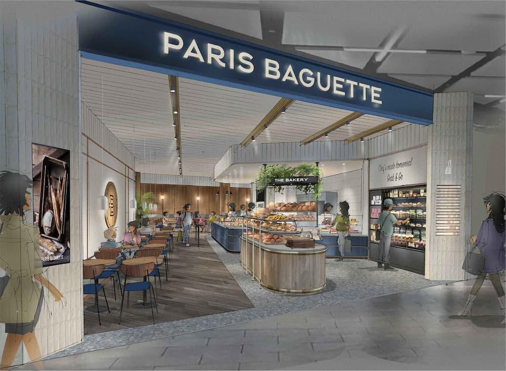 Paris Baguette PLQ Mall