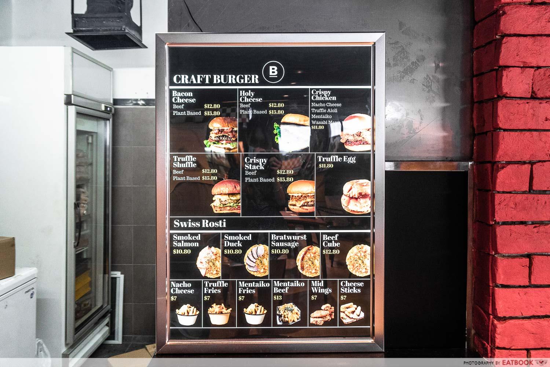 eatbox 2021 - Butcher The Burger Bar