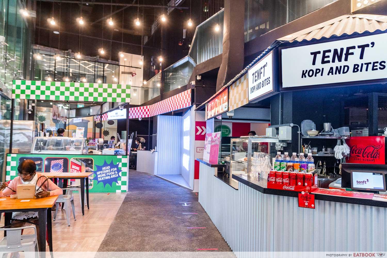 eatbox 2021 - food hall
