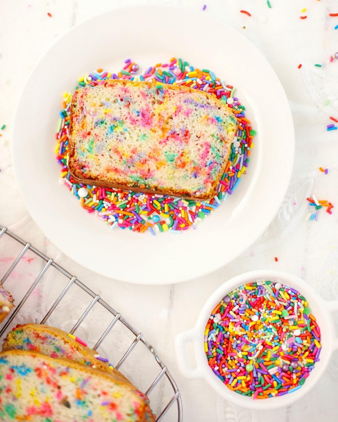 ice cream bread - simplisticallyliving