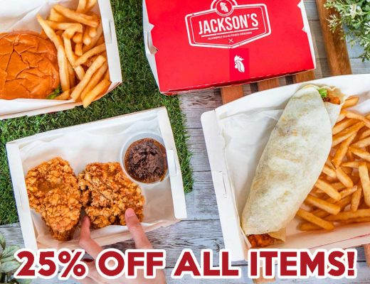 jackson's fried chicken - feature image