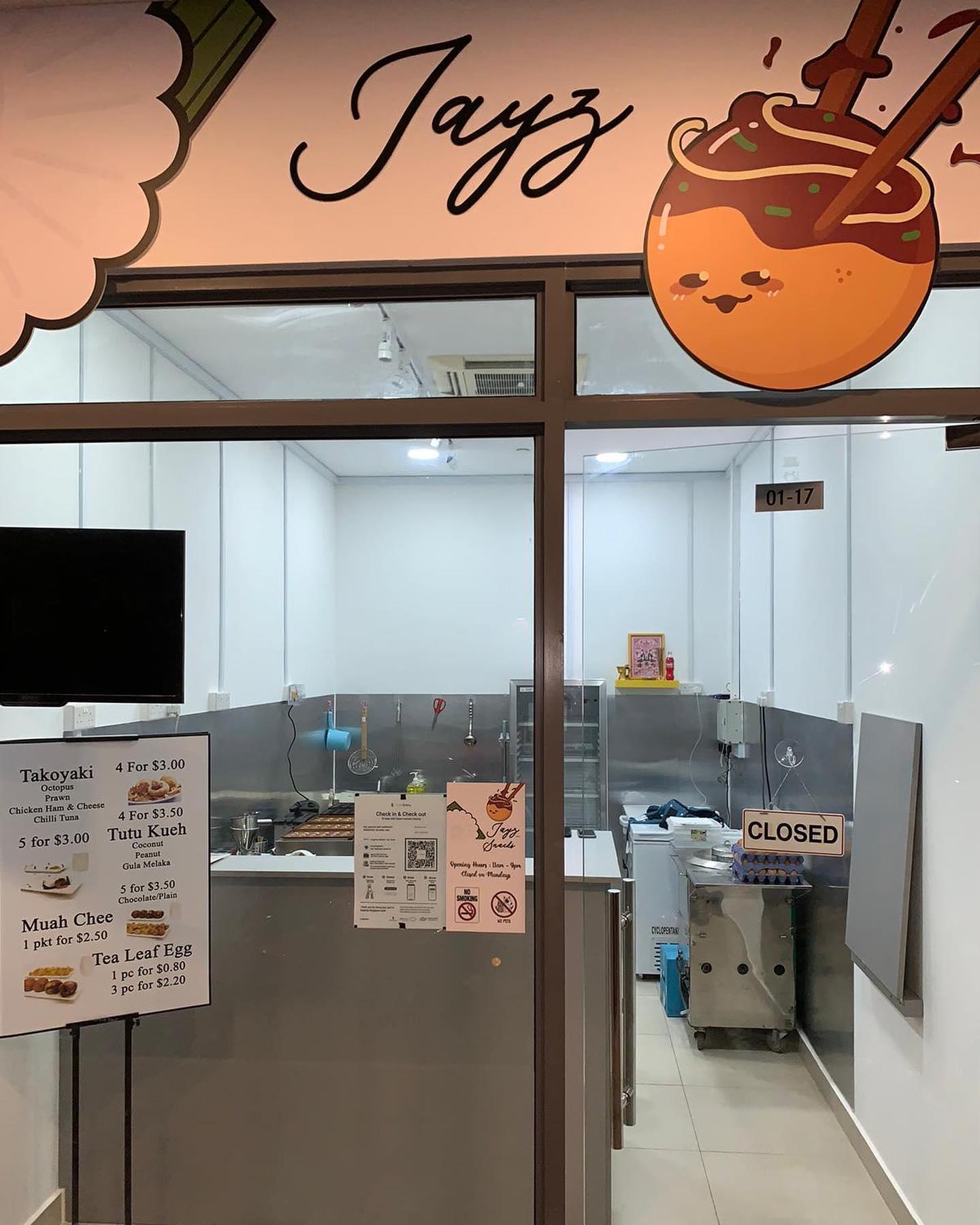 jayz snacks storefront