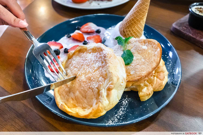 miam miam - fuwa fuwa pancake