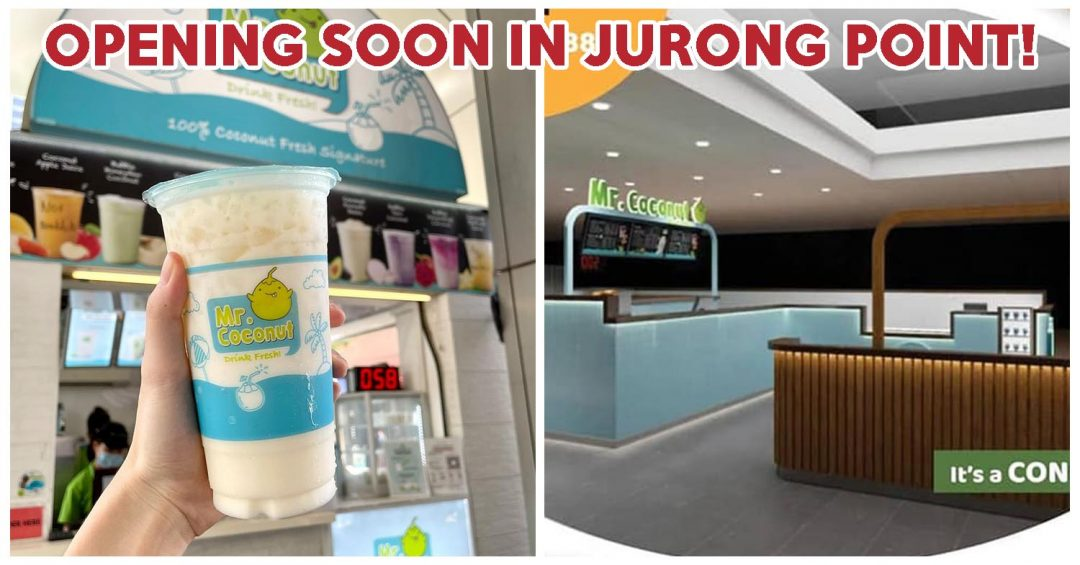 mr coconut jurong point cover