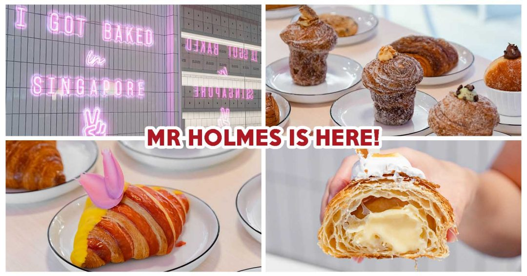 mr holmes bakehouse - cover
