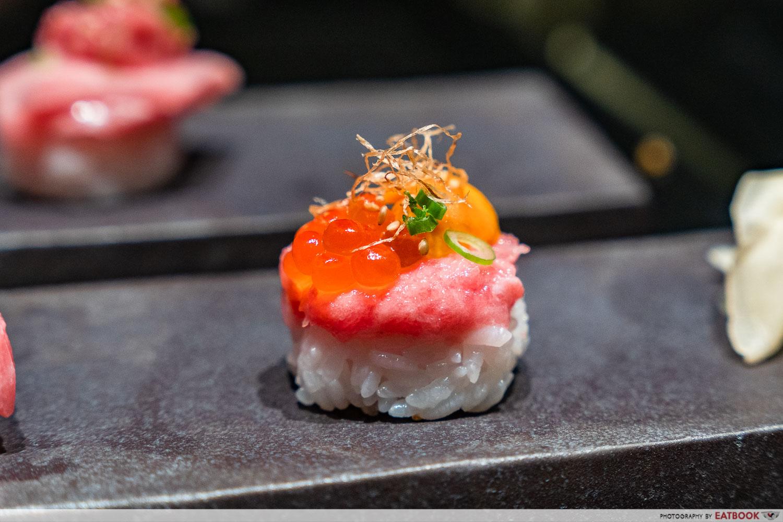 shokunin sushi sen ryo