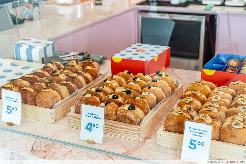 sourbombe artisanal bakery display-min