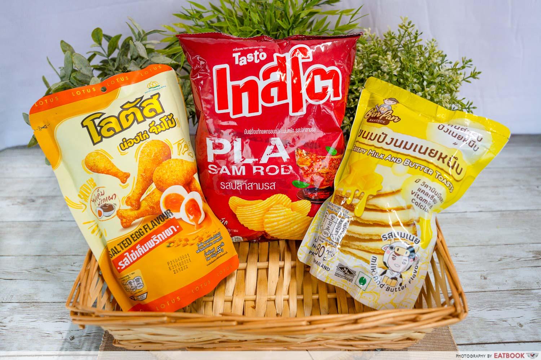 thai potao chips