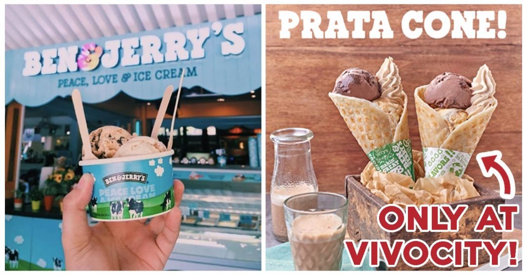 ben and jerry's limited edition prata cone